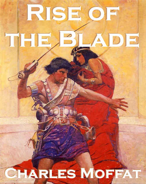 rise of the blade a fantasy novel by charles moffat